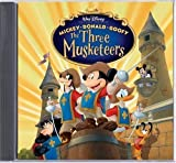 Mickey EEDonald EEGoofy: The Three Musketeers by Soundtrack (2004-08-10)