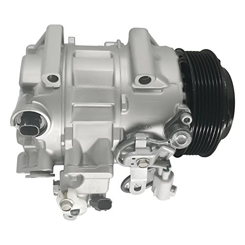 - RYC Remanufactured AC Compressor and A/C Clutch AEG369