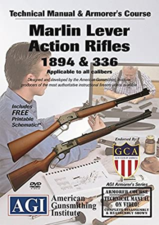 Amazon American Gunsmithing Institute Technical Manual And