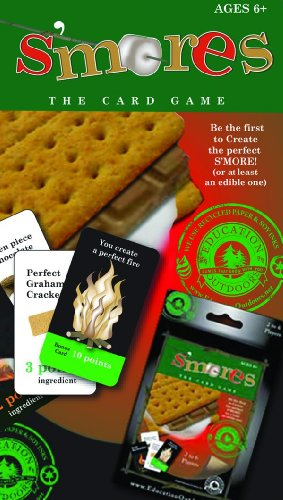 S'Mores The Card Game made our CampingForFoodies hand-selected list of 100+ Camping Stocking Stuffers For RV And Tent Campers!