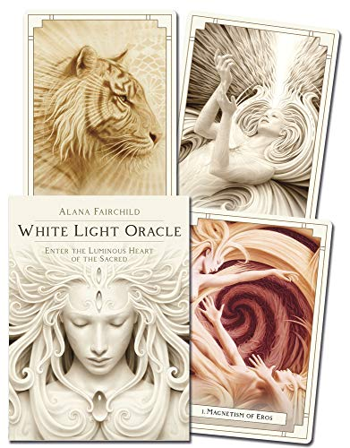 White Light Oracle: Enter the Luminous Heart of the