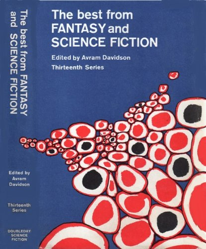 The Best from Fantasy and Science Fiction: 13th Series