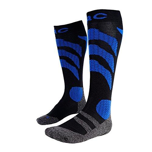 PAC Functional Socks Ski Race Pro Women Socken - Blue