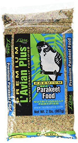 L Avian Plus Parakeet Food 2lb by Lavian LTD