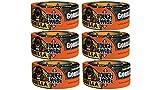 Gorilla 6003001-6 Glue 6003001 Tough and Wide Tape (6 Pack), 2.88'' x 30 yd