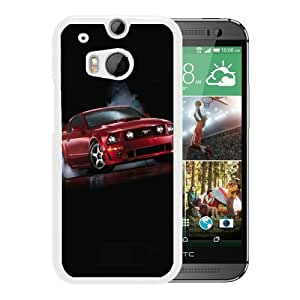 M8 Case,Ford Mustang GT (2) HTC ONE M8 cell phone case