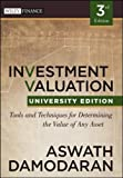 Investment Valuation, Aswath Damodaran, 1118130731