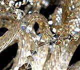 Generic Island Lights Crystals Chandelier 15 Lights Ceiling Fixtures Color Cognac