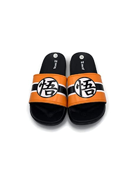 Buy Dragon Ball Z Mens' Slippers, Size