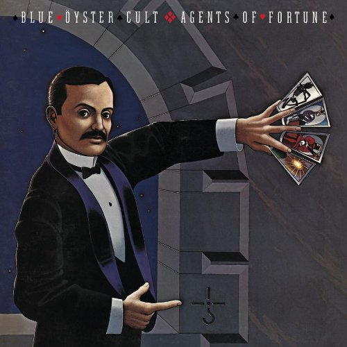 CD : Blue Oyster Cult - Agents of Fortune (CD)