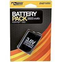 KMD KMD-PSP-1606 Rechargeable Battery Pack for PSP 1000, 3.6V 2600 mAh