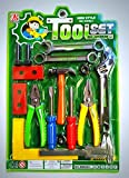 Rvold Tool Set For Kids Best Gift Toy, Watch Ur Kid Repairing All Ur Stuff (Color May Vary)