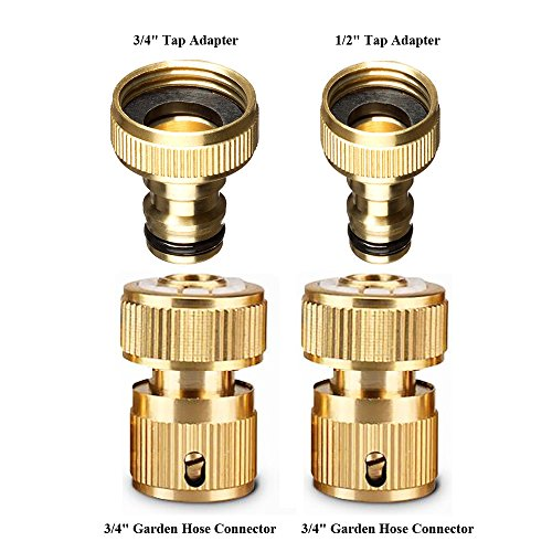 Hose Coupling Quick Connector - 1