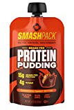 Cheap SmashPack Protein Pudding Pouches (Chocolate Peanut Butter) – Grass-Fed Protein, Low Sugar, Low Carb Snack | 15g Protein, 4g Sugar, 130 Calories | Gluten Free, Non-GMO & Keto Friendly | 6-Pack