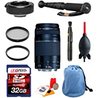 Safari and Birding Photography Kit For Canon EF 75-300mm f/4-5.6 III