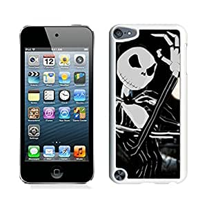 The Nightmare Before Christmas White Customize iPod Touch 5 5g 5th Generation Cover Case