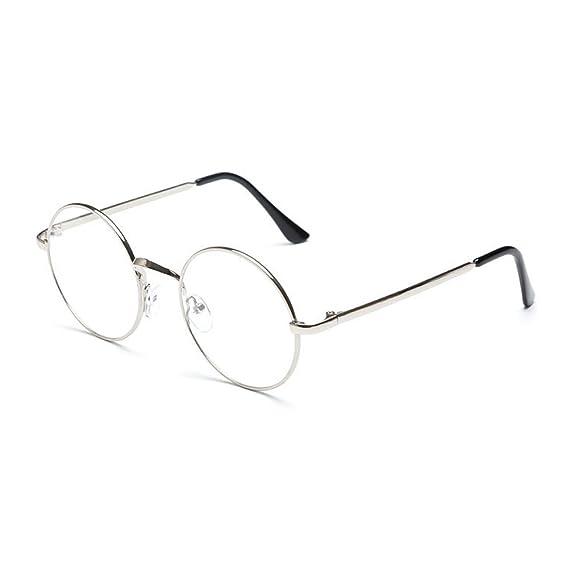 a3ce6135bb Fashion New Retro Round Mens Womens Nerd Glasses Clear Lens Eyewear Unisex  Retro Eyeglasses Spectacles Unisex