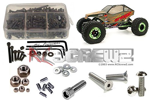 RC Screwz Stainless Steel Screw Kit for Venom Racing Creeper Crawler (Venom Creeper)