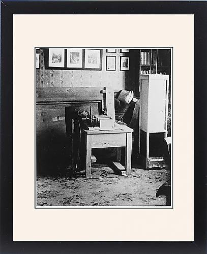 Framed Print Of Testing Rasmussen by Prints Prints Prints