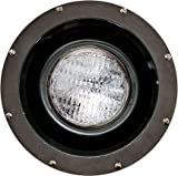 1 Light In-Ground Well Light Bulb Type: 150W PAR38, Volts: 120V