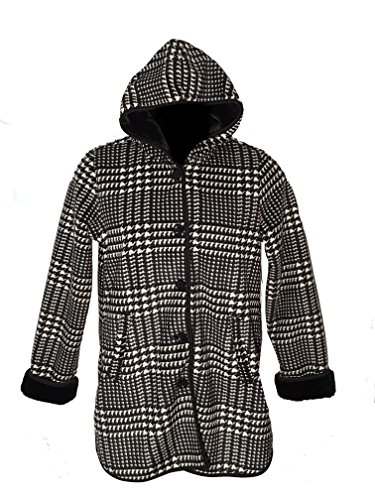Plush Hooded Jacket - 8