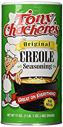 Tony Chachere Seasoning Blends, Original Creole, 3 Count