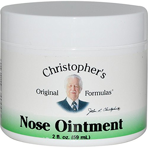 Dr. CHRISTOPHER'S, Ointment Nose - 2 oz