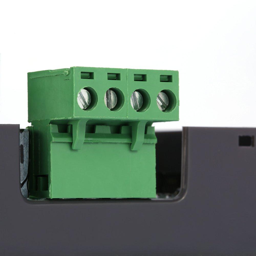 Baugger DC 12V 24V 4-20mA Fuente de se/ñal Generador de se/ñal Corriente constante 0.01mA Generador de se/ñal