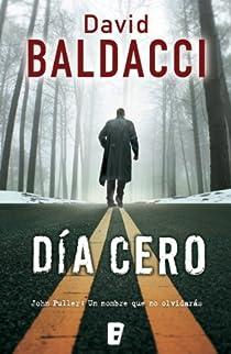 Día cero par Baldacci
