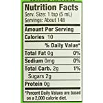 """Rose's Sweetened Lime Juice, 1 Liter (33.8 Fluid Ounces) Plastic Bottle (Pack of 2) 4 The package weight of the product is 2.6 Pound The package dimension of the product is 13.3""""L x 7.3""""W x 3.7""""H"""