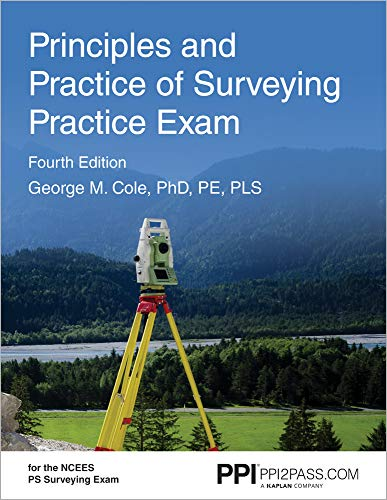 Principles and Practice of Surveying Practice Exam ()