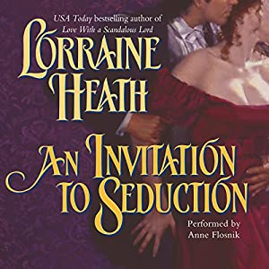 An Invitation to Seduction Audiobook
