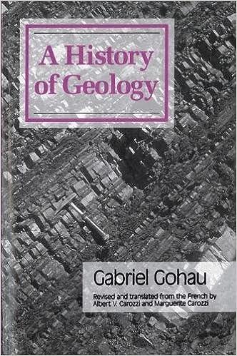 A history of geology gabriel gohau 9780813516660 amazon books fandeluxe Images