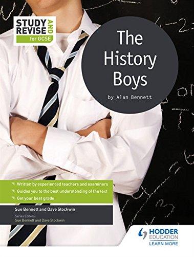 History Boys (Study & Revise for Gcse)