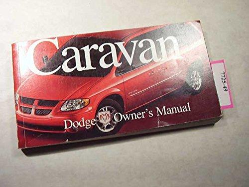 2000-dodge-caravan-owners-manual