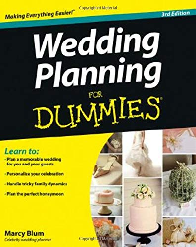 Wedding Planning For Dummies (Planning A Wedding On A Budget Of 5000)