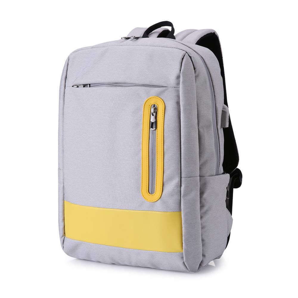 ZQ-Mode-beiläufige Helle Schulter-Tasche Pendler-Trend-Quadrat-Tasche Multifunktions-personifizierte Computer-Taschen-Rucksack