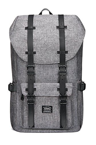 Kaukko Laptop,Travel, Hiking and Camping Rucksack Pack