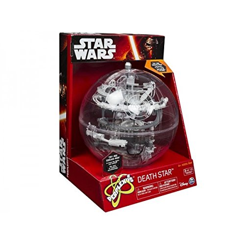 Asmodée - Perplexus Star Wars Episode 7 - Death Star - 0778988212714
