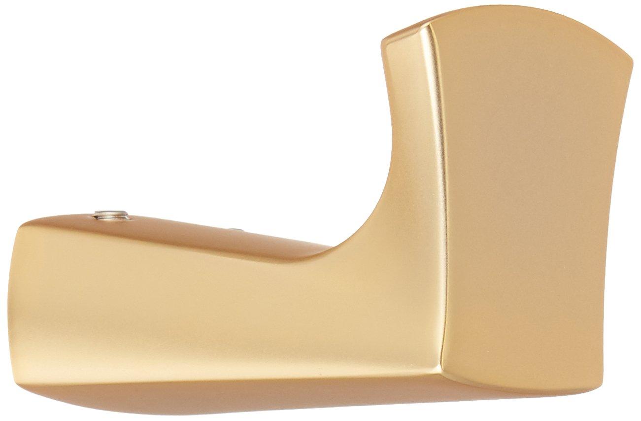 LaToscana LDOK08 Lady Robe Hook In A Satin Gold Finish by La Toscana