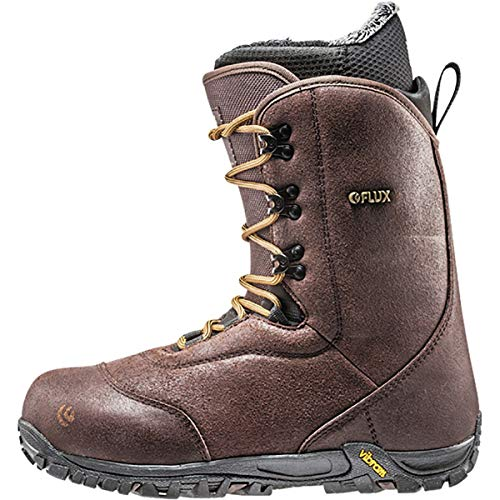 Flux 2018/19 Snowboard Boots Size Chocolate, 10.5