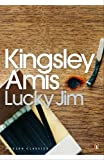 Front cover for the book Lucky Jim by Kingsley Amis