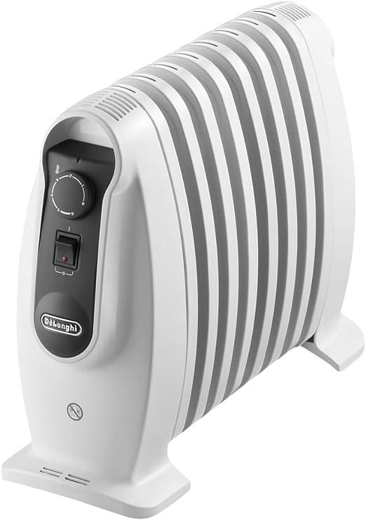 Delonghi TRNS 0808M - Radiador 800 w, ajustes termostato, asas ...