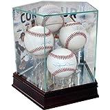 MLB New York Yankees Core Four Background Glass Quad Baseball Case