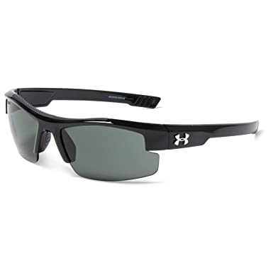 b7818a16ae Amazon.com  Under Armour Youth Nitro L Polarized Sunglasses (Black ...