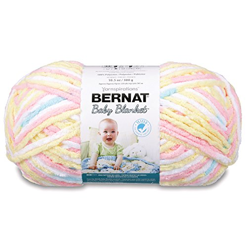 - Bernat Baby Blanket Big Ball Pitter Patter