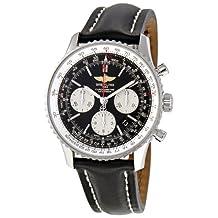 Breitling Men's AB012012-BB01 NAVITIMER 01 Chronograph Watch