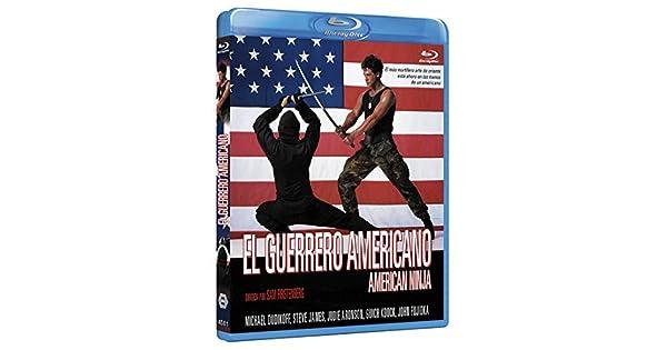 Amazon.com: El Guerrero Americano BD 1985 American Ninja ...