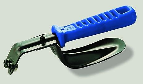 metal deburring tool. noga db1005 sheet metal deburring tool (double burr) \u0026 10 pack n80 hss blades g