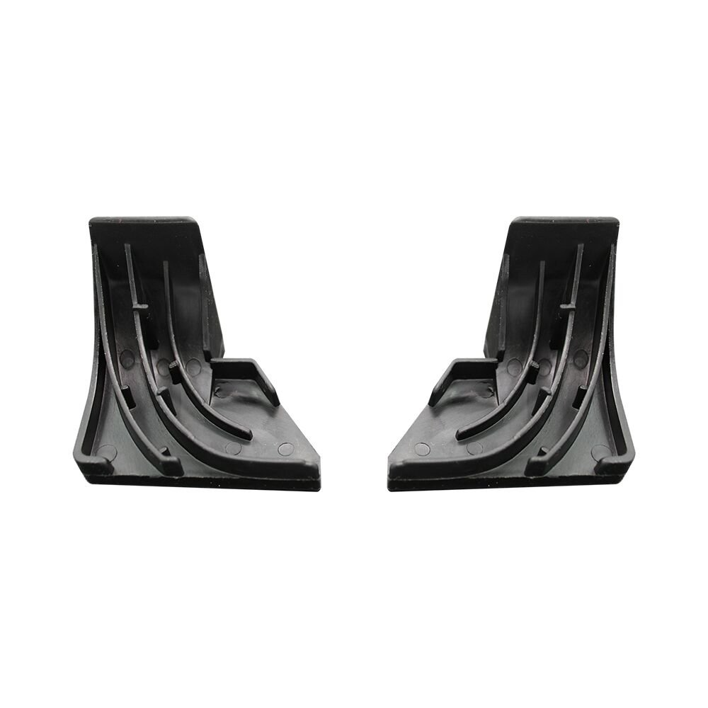 MAYITOP Dishwasher Right, Left Side Door Baffle For General Electric Corner Gasket Set of WD8X227 and WD8X228,PS263963, PS263964